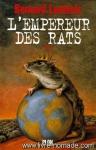 """Couverture du livre : """"L'empereur des rats"""""""