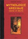 """Couverture du livre : """"Mythologie grecque"""""""