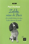 """Couverture du livre : """"Zelda, reine de Paris"""""""