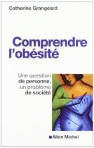 """Couverture du livre : """"Comprendre l'obésité"""""""