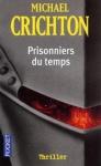 """Couverture du livre : """"Prisonniers du temps"""""""