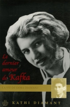 """Couverture du livre : """"Le dernier amour de Kafka"""""""