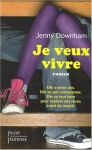 """Couverture du livre : """"Je veux vivre"""""""