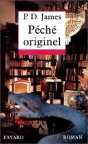 """Couverture du livre : """"Péché originel"""""""