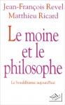 """Couverture du livre : """"Le moine et le philosophe"""""""