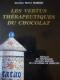 """Couverture du livre : """"Les vertus thérapeutiques du chocolat"""""""