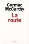 """Couverture du livre : """"La route"""""""