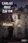 """Couverture du livre : """"Marina"""""""
