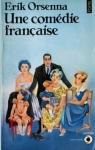 """Couverture du livre : """"Une comédie française"""""""