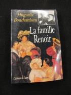 """Couverture du livre : """"La famille Renoir"""""""