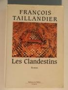"""Couverture du livre : """"Les clandestins"""""""