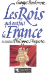 """Couverture du livre : """"Philippe Auguste"""""""