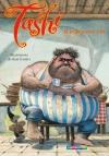 """Couverture du livre : """"Tashi et le gros cra-cra"""""""