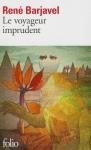 """Couverture du livre : """"Le voyageur imprudent"""""""