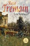 """Couverture du livre : """"Les silences"""""""