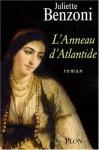 """Couverture du livre : """"L'anneau d'Atlantide"""""""