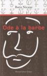 """Couverture du livre : """"Ode à la barbe"""""""