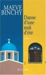 """Couverture du livre : """"Danse d'une nuit d'été"""""""