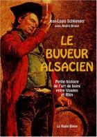 """Couverture du livre : """"Le buveur alsacien"""""""