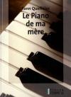 """Couverture du livre : """"Le piano de ma mère"""""""
