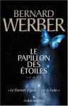 """Couverture du livre : """"Le papillon des étoiles"""""""