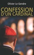 """Couverture du livre : """"Confession d'un cardinal"""""""