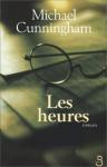 """Couverture du livre : """"Les heures"""""""