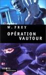 """Couverture du livre : """"Opération Vautour"""""""
