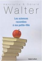 """Couverture du livre : """"Les sciences racontées à ma petite-fille"""""""