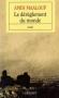 """Couverture du livre : """"Le dérèglement du monde"""""""
