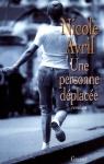 """Couverture du livre : """"Une personne déplacée"""""""