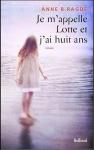 """Couverture du livre : """"Je m'appelle Lotte et j'ai huit ans"""""""