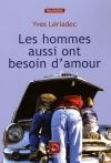 """Couverture du livre : """"Les hommes aussi ont besoin d'amour"""""""