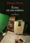 """Couverture du livre : """"Ecrire est une enfance"""""""