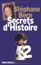 """Couverture du livre : """"Secrets d'Histoire 2"""""""