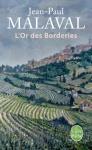 """Couverture du livre : """"L'or des borderies"""""""