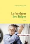 """Couverture du livre : """"Le bonheur des Belges"""""""