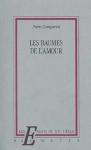 """Couverture du livre : """"Les baumes de l'amour"""""""