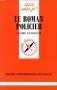 """Couverture du livre : """"Le roman policier"""""""