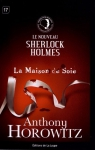 """Couverture du livre : """"La maison de soie"""""""