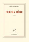 """Couverture du livre : """"Sur ma mère"""""""