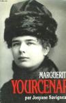 """Couverture du livre : """"Marguerite Yourcenar"""""""