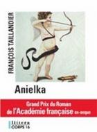 """Couverture du livre : """"Anielka"""""""