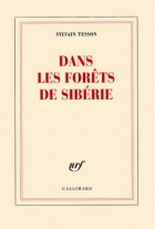 """Couverture du livre : """"Dans les forêts de Sibérie"""""""