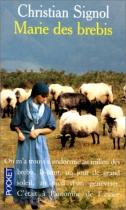 """Couverture du livre : """"Marie des brebis"""""""