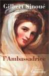 """Couverture du livre : """"L'ambassadrice"""""""