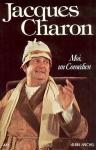 """Couverture du livre : """"Moi, un comédien"""""""