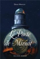 """Couverture du livre : """"Le pacte de Minuit"""""""