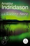 """Couverture du livre : """"La rivière noire"""""""