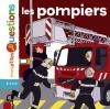 """Couverture du livre : """"Les pompiers"""""""